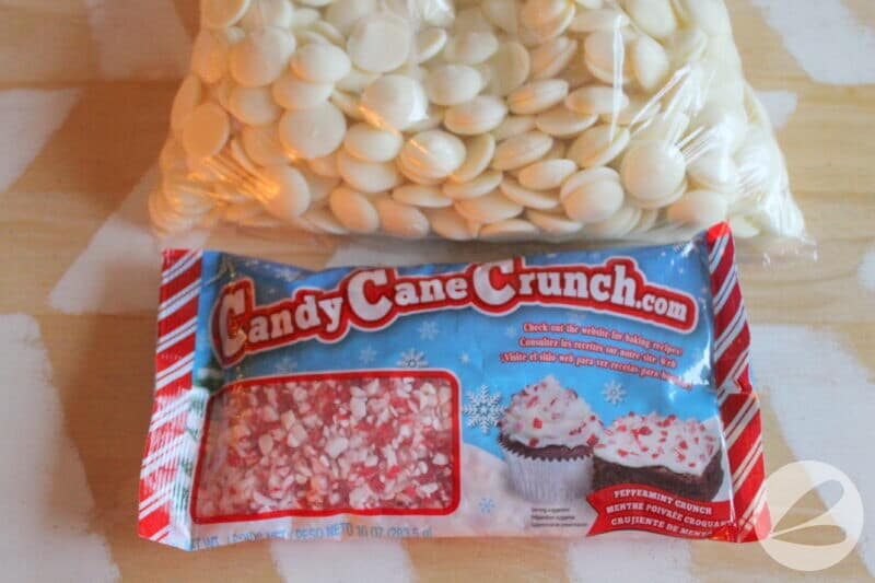 Candy Cane Chocolate