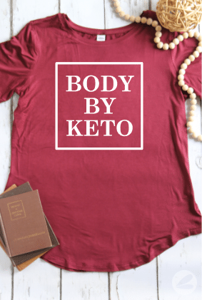 Keto T-shirt Ideas and Free Cut Files