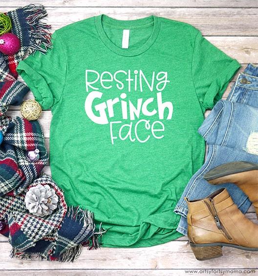 grinch rgf shirt vertical