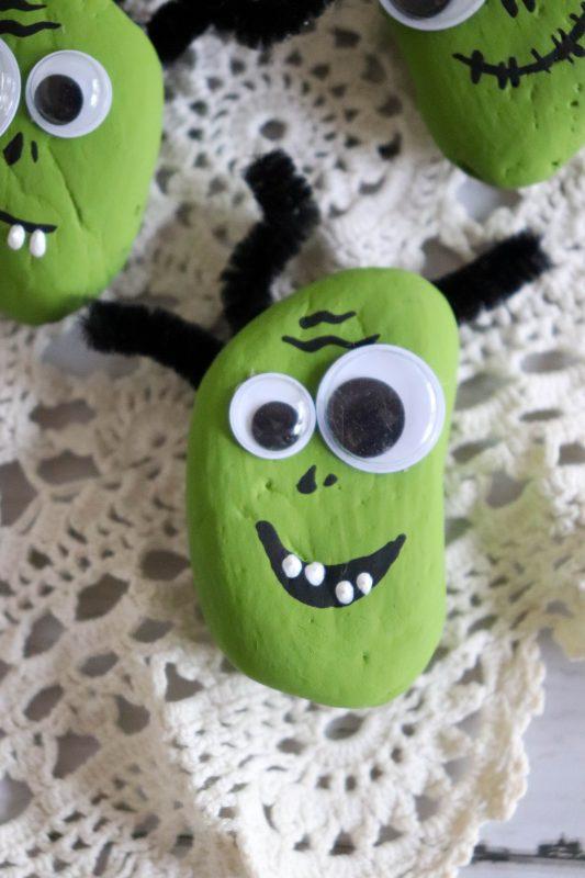 zombie rock craft
