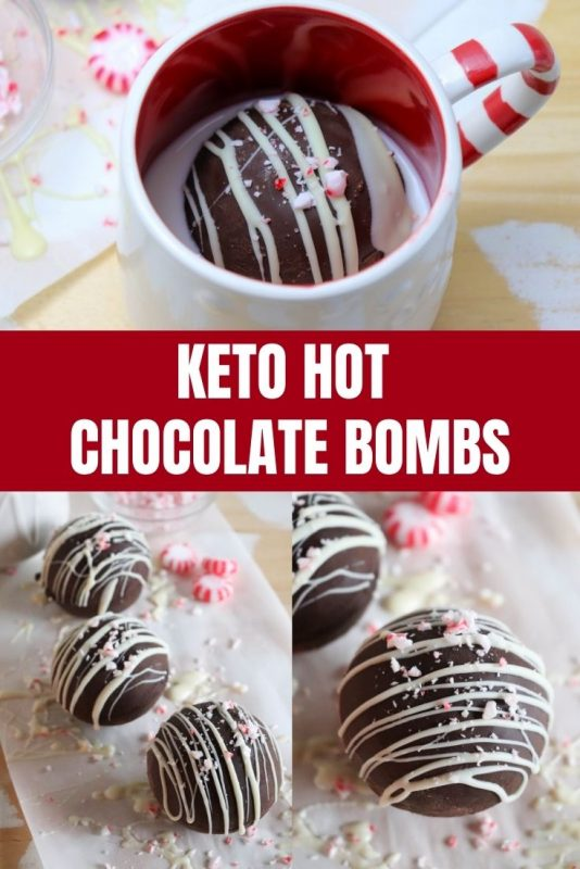 keto hot chocolate bomb recipe
