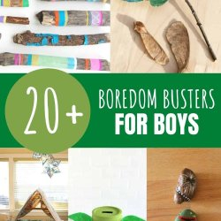 boredom busters for boys