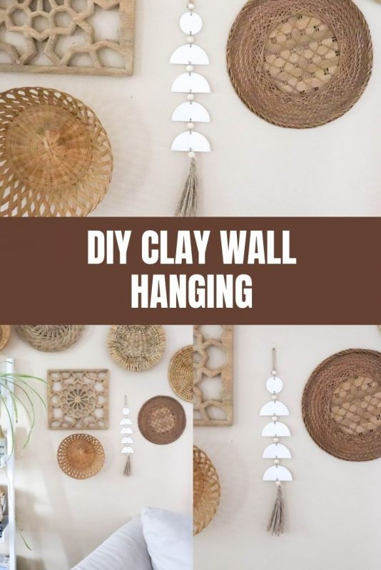 diy clay wall decor