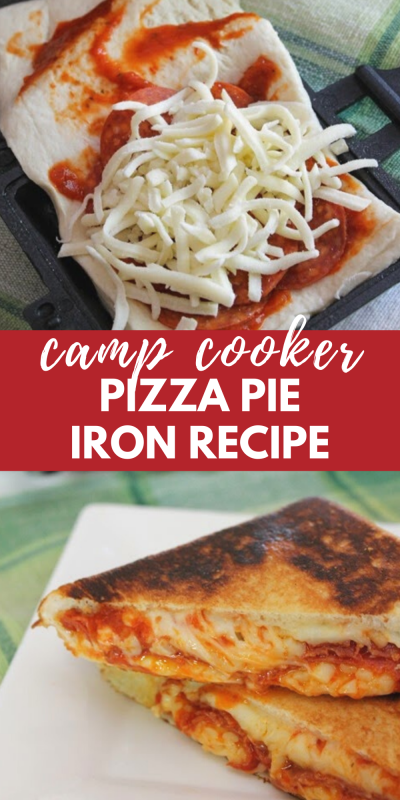 pie iron pizza recipe