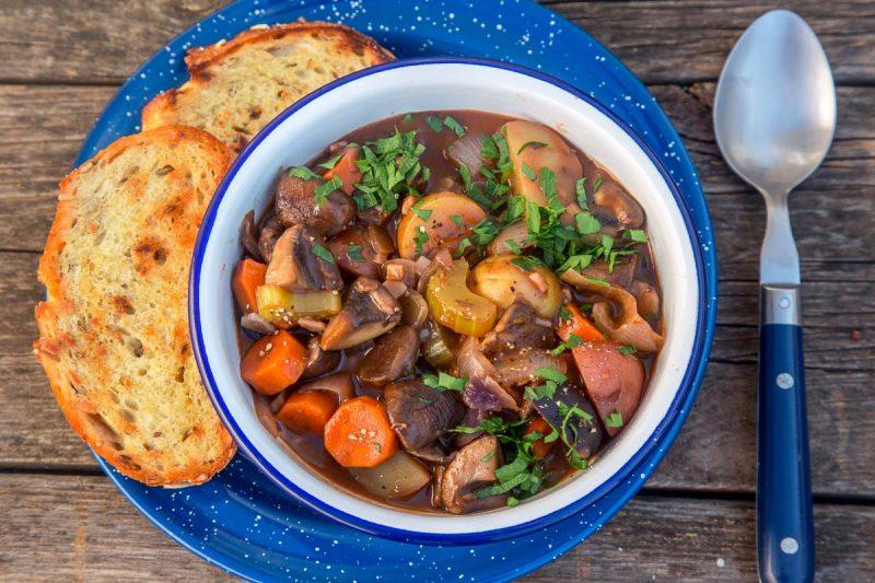 dutch oven vegetable stew
