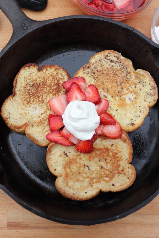 campfire french toast recipe