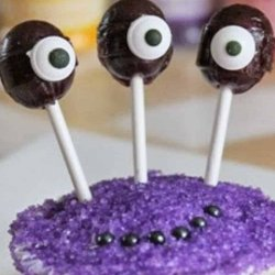 easy monster cupcakes