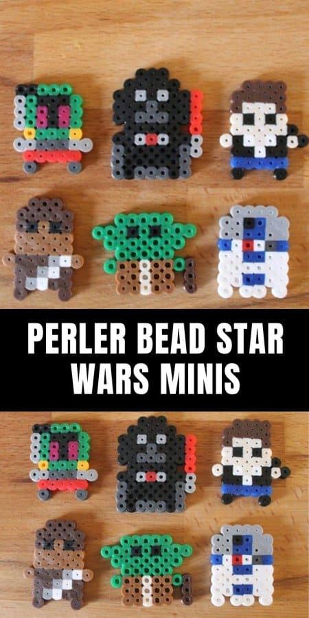 Perler Bead Star Wars Minis
