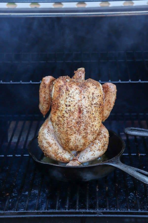 Easy Beer Can Chicken Recipe