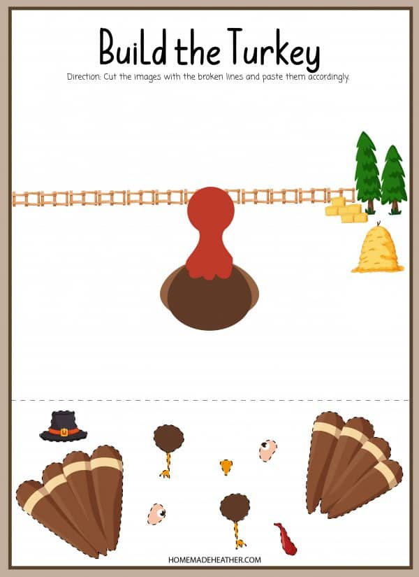 Build a Turkey