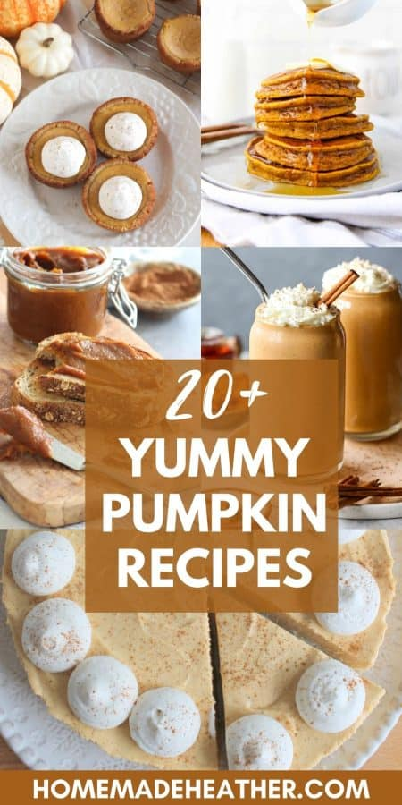 Yummy Pumpkin Recipes Perfect for Fall