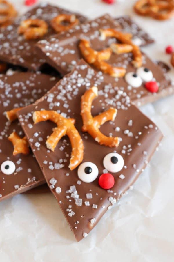 The Best Reindeer Bark Recipe
