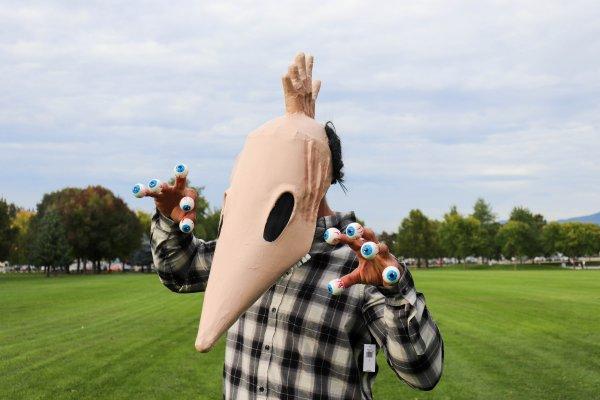 Adam Maitland DIY Costume Tutorial