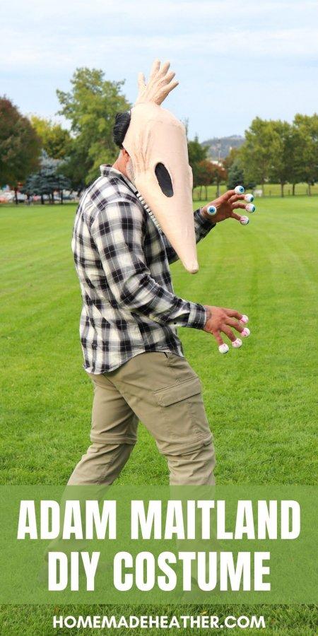 Adam Maitland DIY Costume