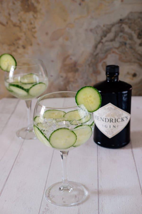 Keto Gin and Tonic Recipe