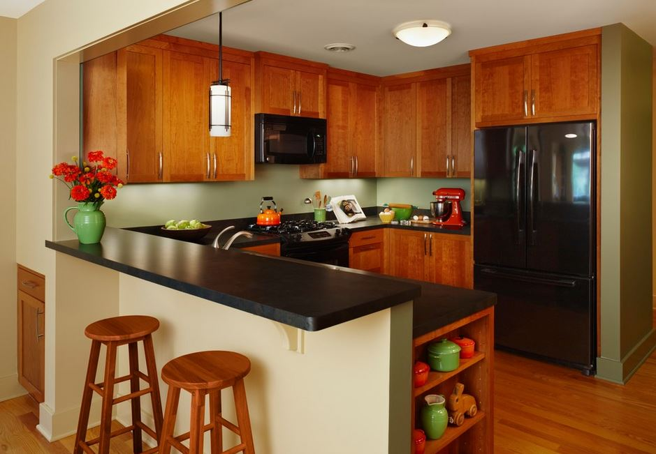 Kitchen Interior Design Simple