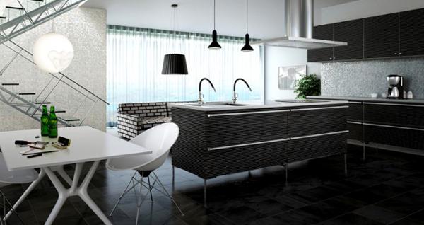 Modern Japanese Kitchen Design Toyo Kitchen