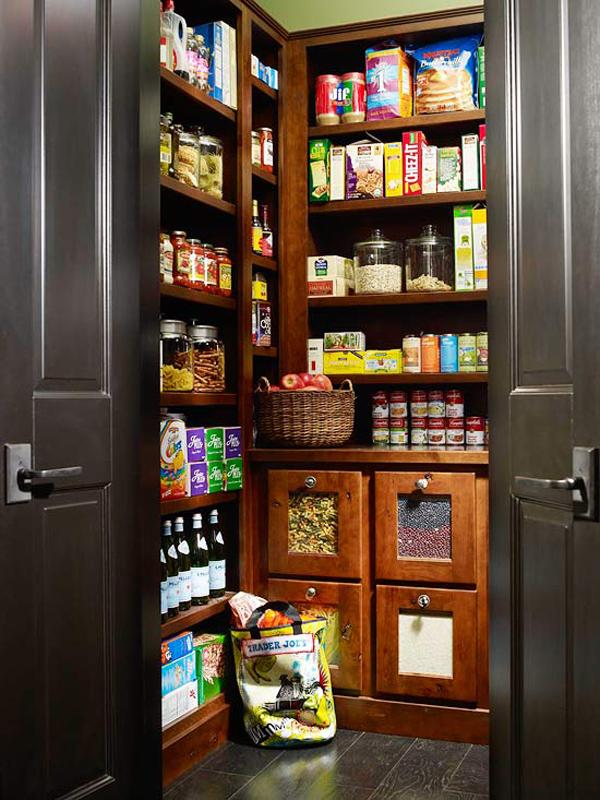 20 Modern Kitchen Pantry Storage Ideas Homemydesign