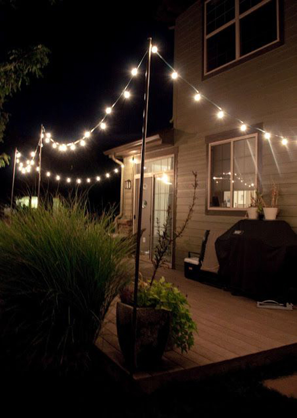 20 Amazing String Lights For Your Outdoor Patio Homemydesign