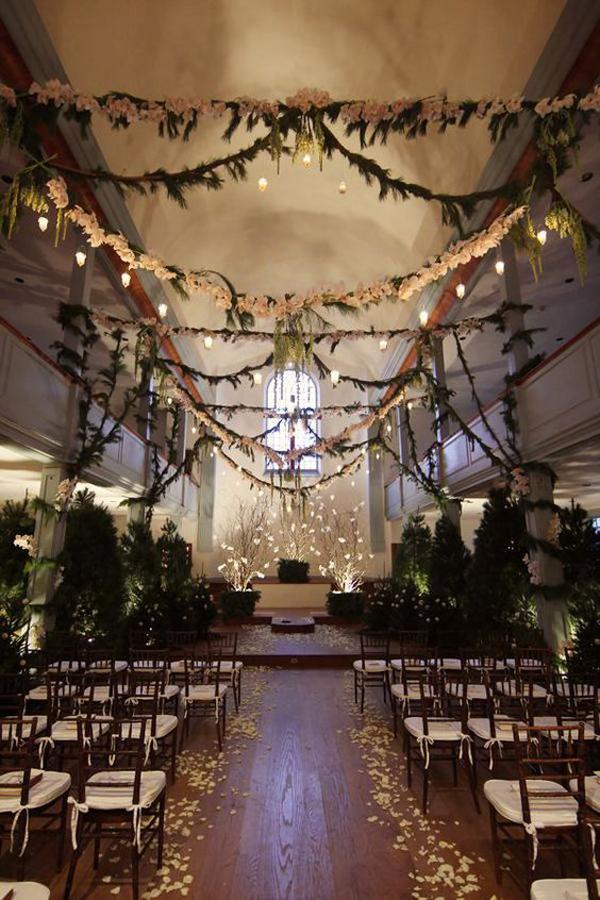 Black And White Wedding Motif