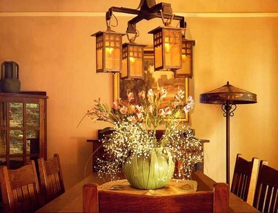 20 Craftsman Style Lighting Design Inspirations Home