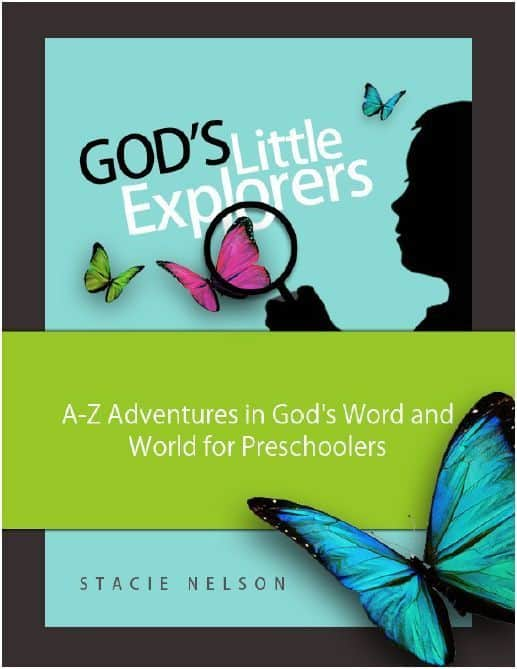 FREE God's Little Explorers Preschool Curriculum ...