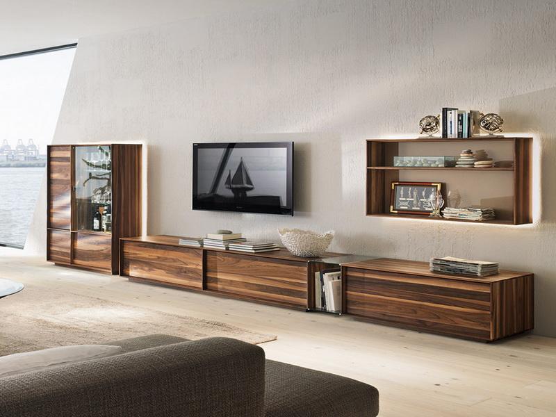 Long Wall Decoration Living Room
