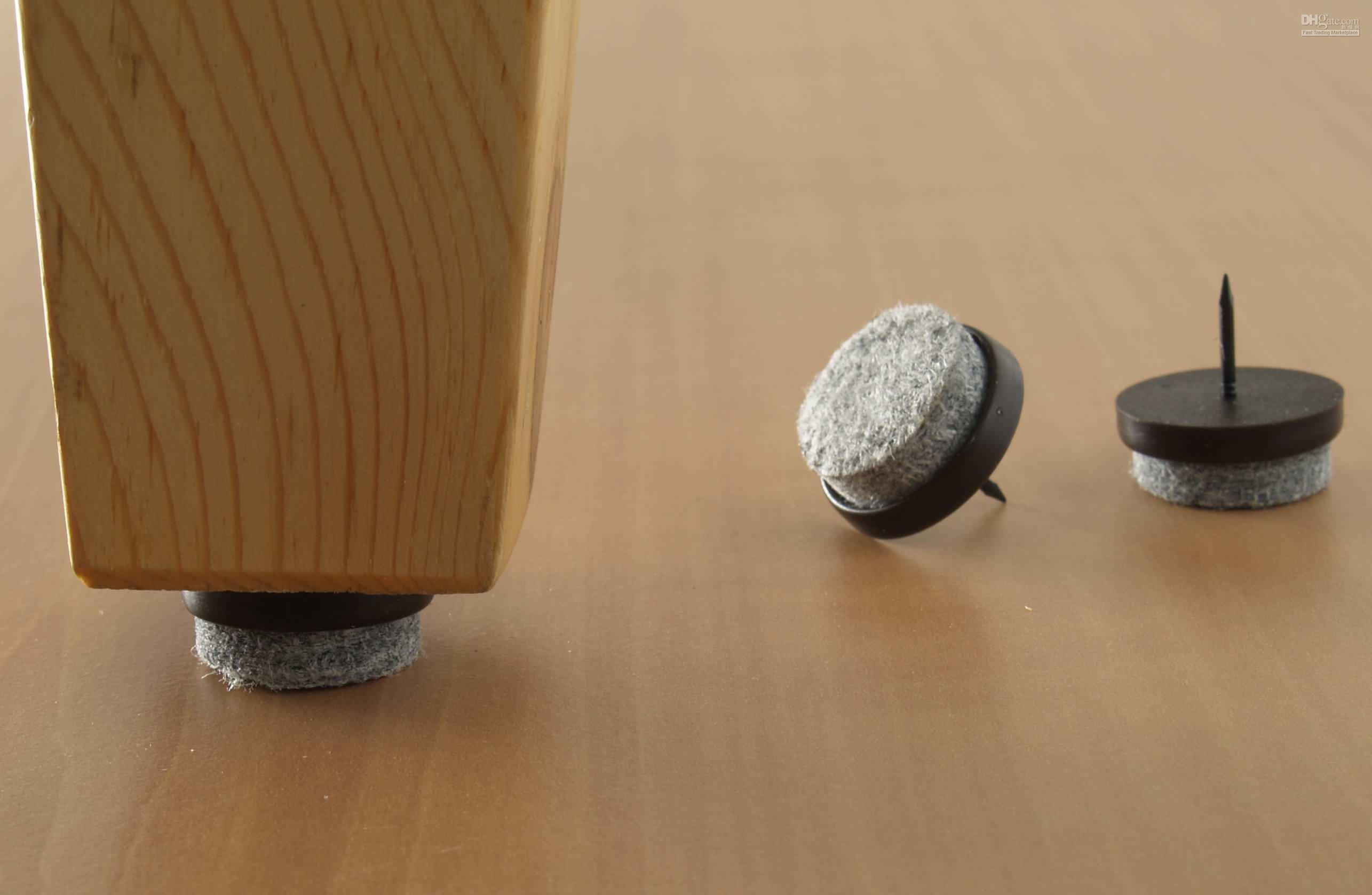 Furniture Pads Protect Hardwood Floors