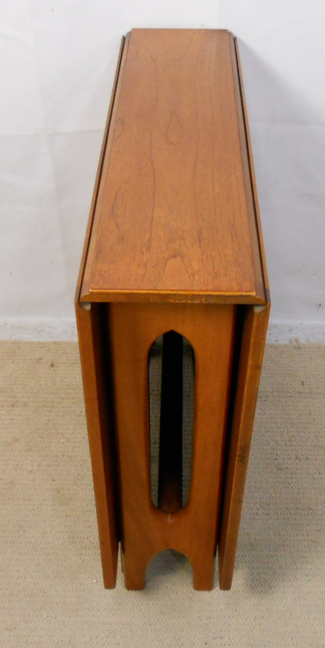 Very Narrow Side Table