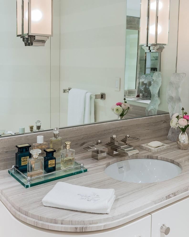 Vanity Mirror Dresser Modern