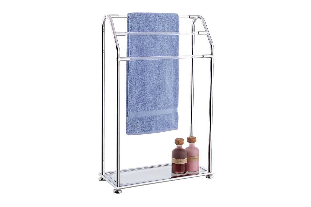 Free Standing Towel Racks Homesfeed