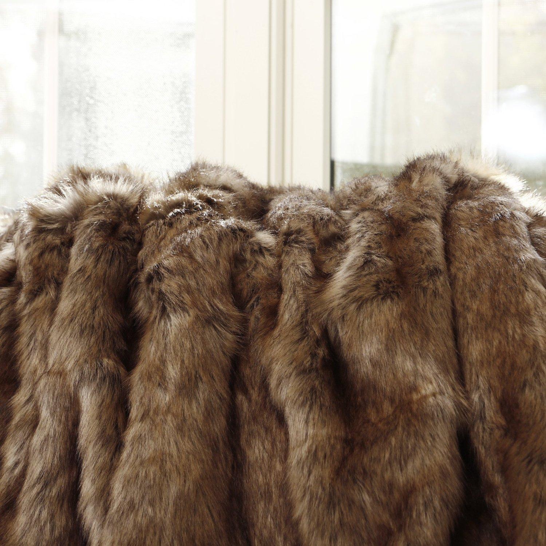 Faux Fur Blanket Queen Homesfeed