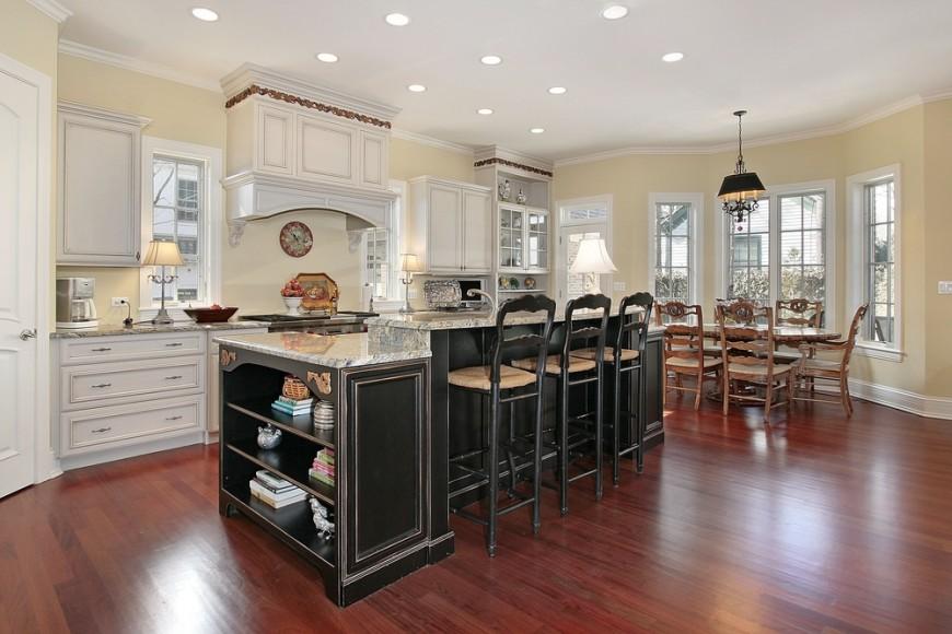 Kitchen L Shape Ideas