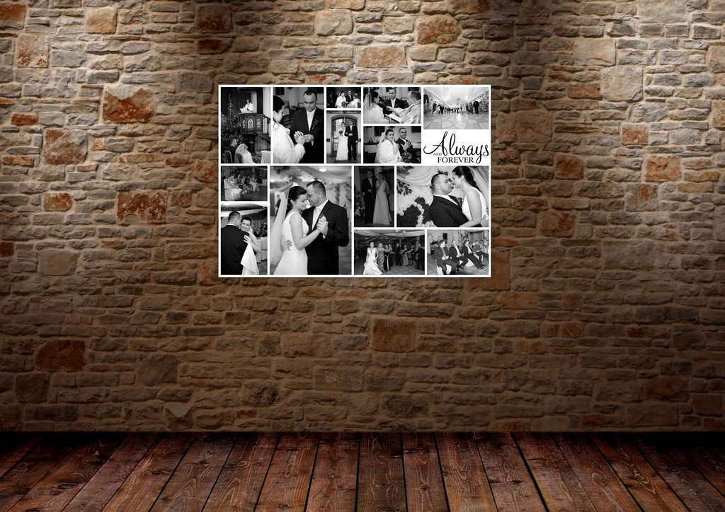 Collage Wall Ideas Room Living