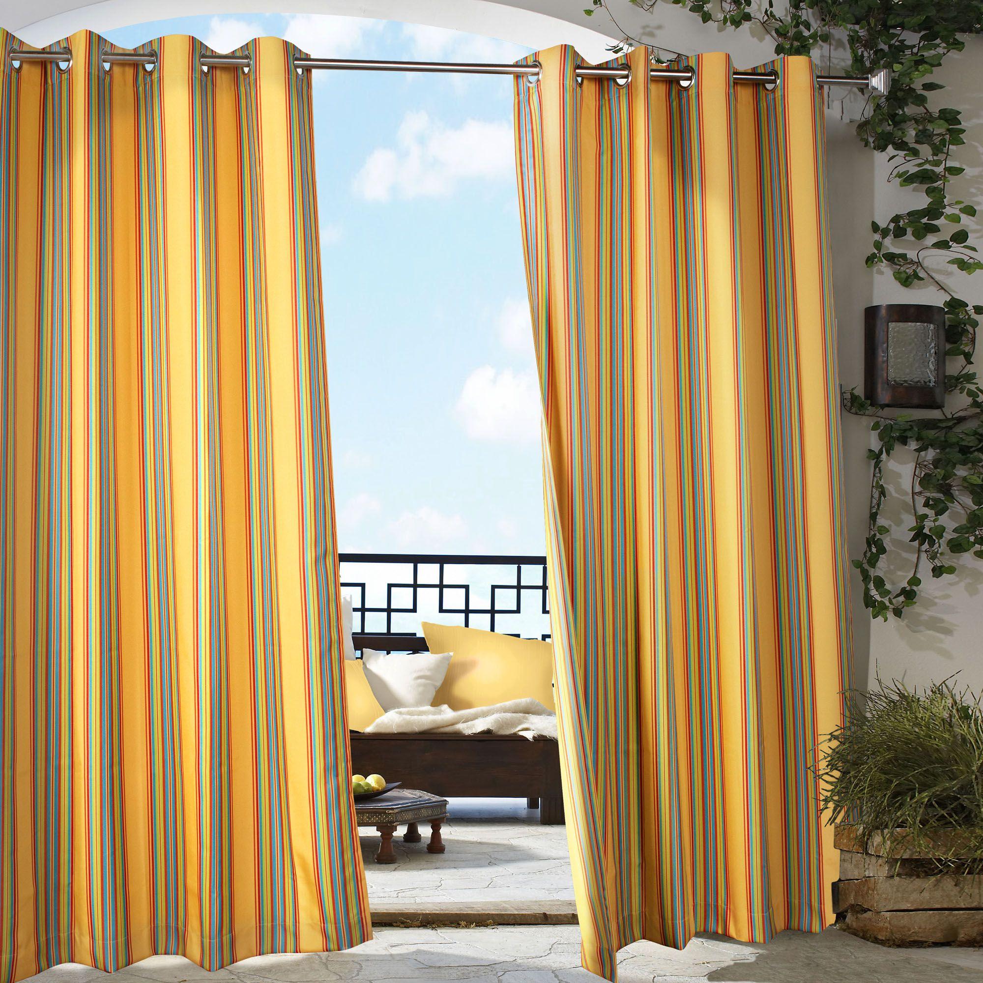 Balcony Curtains Outdoor