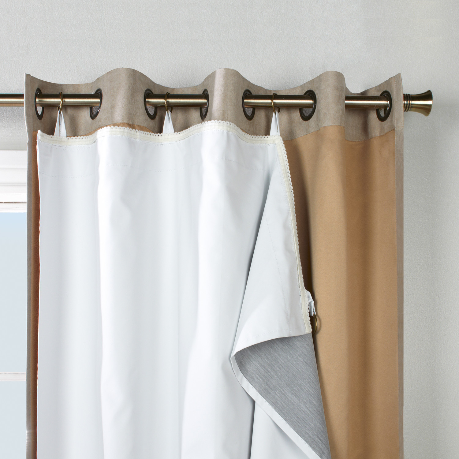 Fabric Shower Curtains