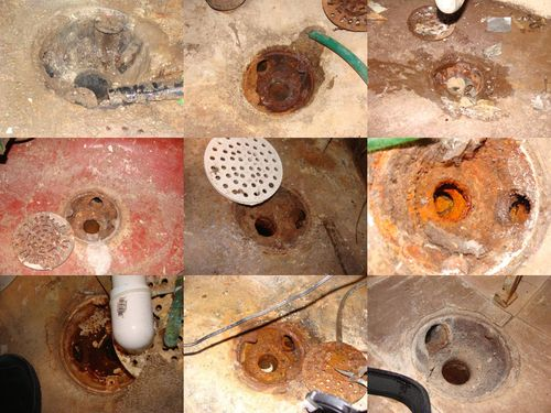 Kitchen Plumbing Clean Sink Out Diagram