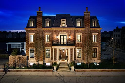 Newly Listed 4 Story Brick Mansion In Chicago Il Homes