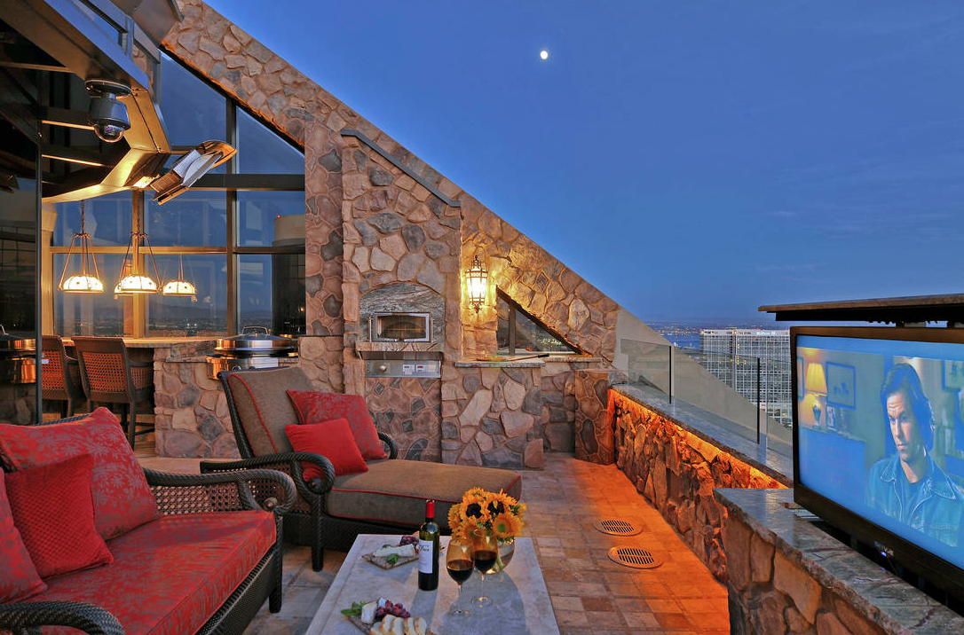 9 975 Million Penthouse In San Diego Ca Homes Of The Rich