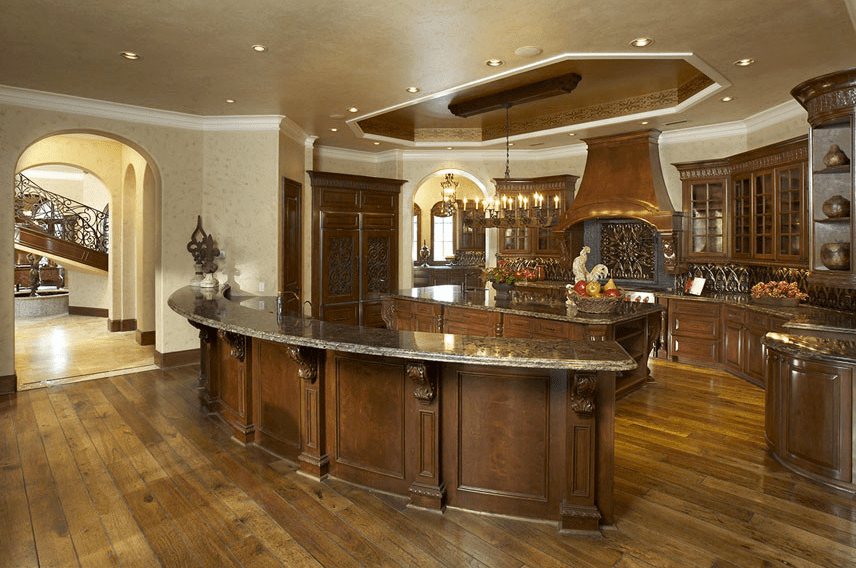 A Look At Some Kitchens With Double Islands Homes Of The