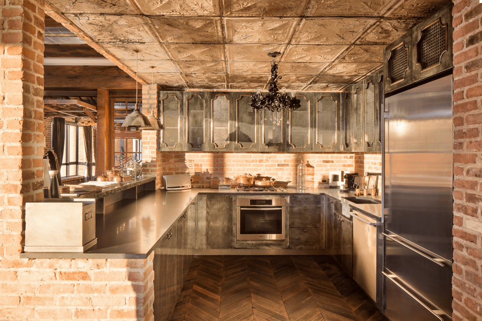12 995 Million Rustic Penthouse In New York Ny Homes