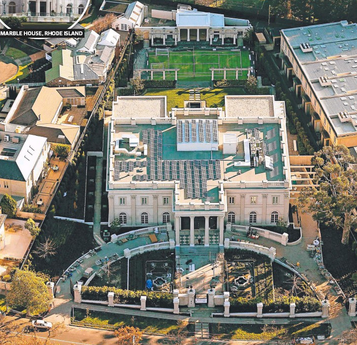 64 Million 34 000 Square Foot Mega Mansion In Toorak Au