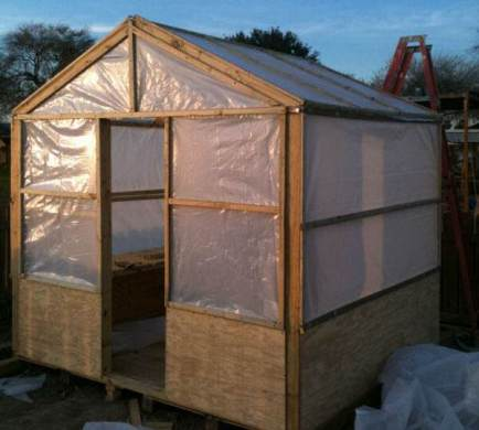 15 Free Greenhouse Plans DIY Greenhouse Build