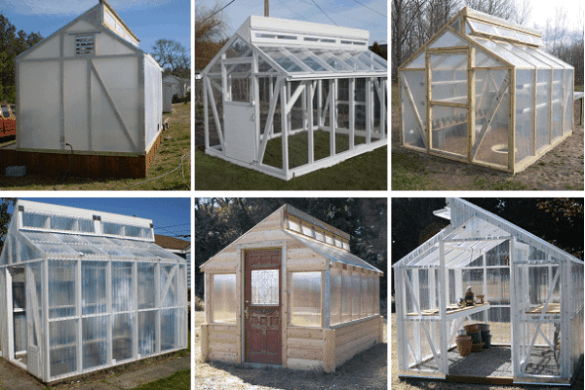 15 Free Greenhouse Plans DIY Free Greenhouse Plans