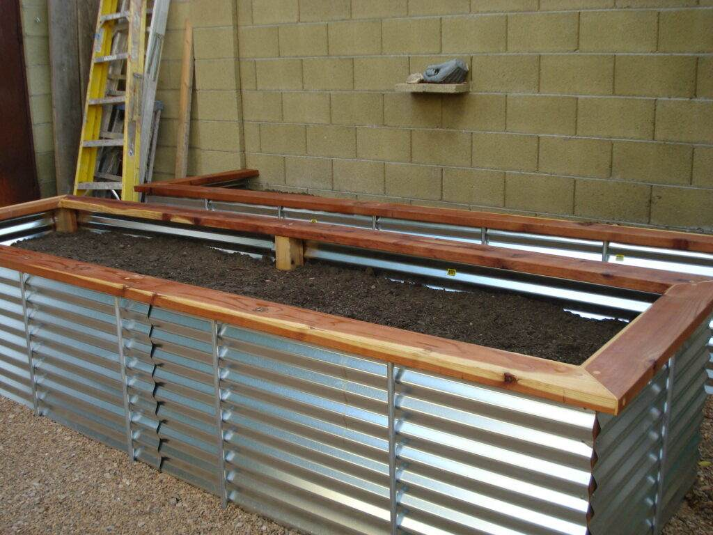 Diy Cheap Beds Raised Garden