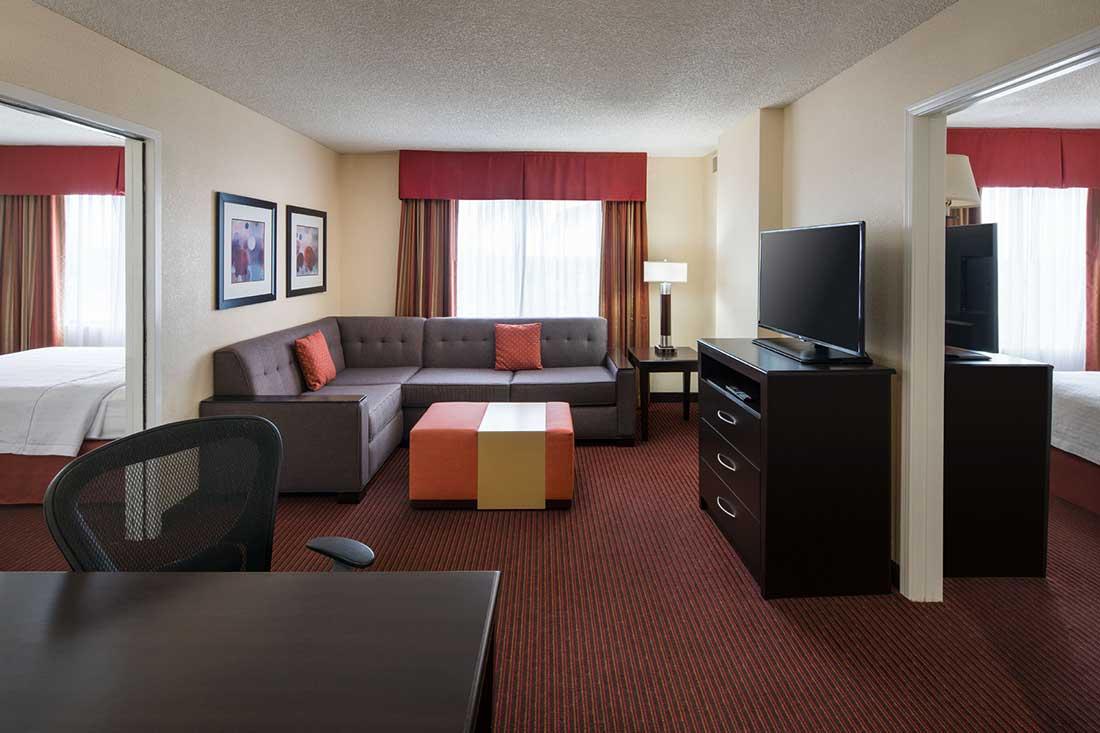 Homewood Suites Two Bedroom Suites