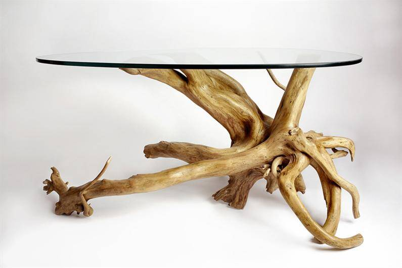New life for driftwood and unique furniture   Giovanni Angelozzi driftwood and unique furniture by Giovanni Angelozzi    www homeworlddesign com  5