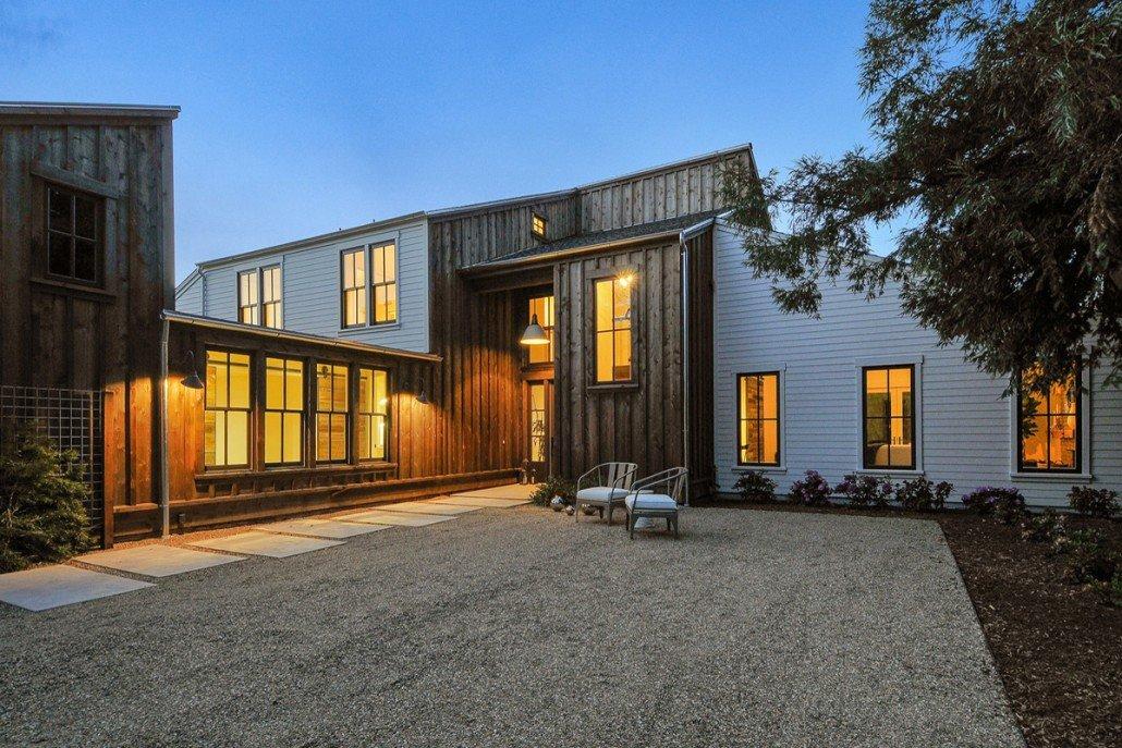 Farmhouse Magazine Style Modern