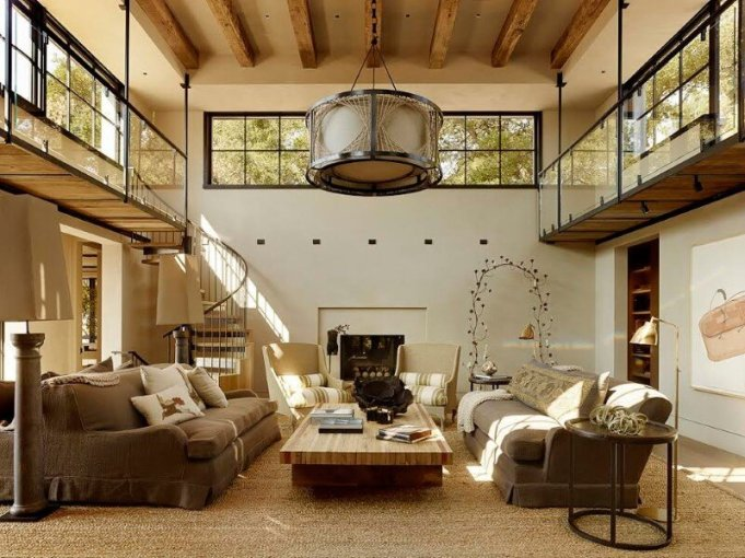 Traditional Tuscan Villa Transformed into a Modern Country House Traditional Tuscan villa transformed into a modern country house  2