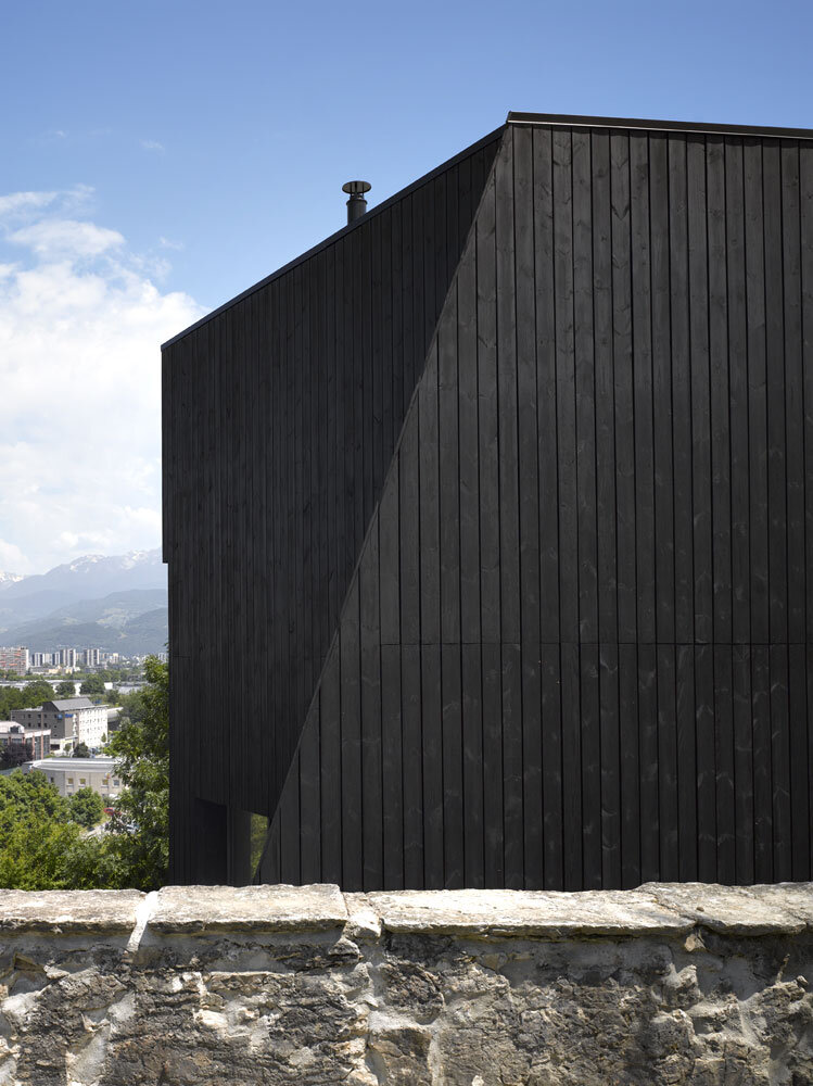 Artist Residency Silent Piece Of Art With Monolithic